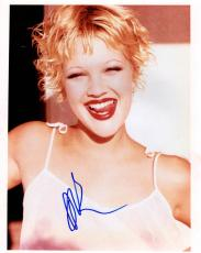 Drew Barrymore Autographed Signed 8x10 Photo UACC RD AFTAL
