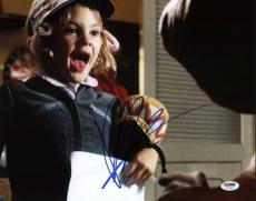 Drew Barrymore E.T. Signed 11X14 Photo Autographed PSA/DNA #T77901