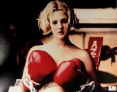 Drew Barrymore Hand Signed Autographed 11x14 Photo Sexy Gorgeous! GA756061
