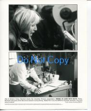 Penny Marshall Drew Barrymore Riding In Cars With Boys Origina Press Movie Photo