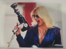 DREW BARRYMORE Signed 11x14 PHOTO w/ PSA COA