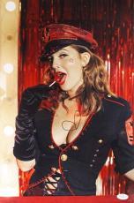 Drew Barrymore Signed 12x18 Photo Sexy E.t. Scream 50 First Dates Jsa Coa F06809