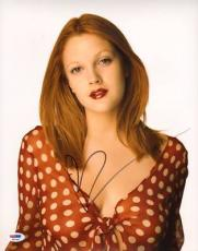 Drew Barrymore Signed 11x14 Photo PSA/DNA COA Autograph Picture 50 First Dates