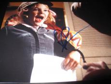 DREW BARRYMORE SIGNED AUTOGRAPH 8x10 E.T. EXTRA TERRESTRIAL PROMO SPIELBERG COA