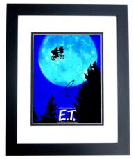 Drew Barrymore Signed - Autographed E.T. the Extra-Terrestrial 8x10 inch Photo - BLACK CUSTOM FRAME - Guaranteed to pass PSA/DNA or JSA