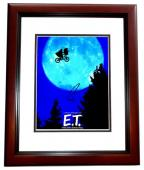 Drew Barrymore Signed - Autographed E.T. the Extra-Terrestrial 8x10 inch Photo - MAHOGANY CUSTOM FRAME - Guaranteed to pass PSA/DNA or JSA