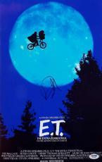 Drew Barrymore Signed E.T. 11x17 Photo PSA/DNA W72488 Autograph Auto