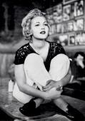 Drew Barrymore-signed photo-60 - COA
