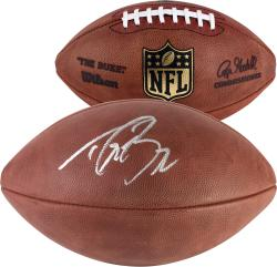 New Orleans Saints Drew Brees Autographed Duke Football