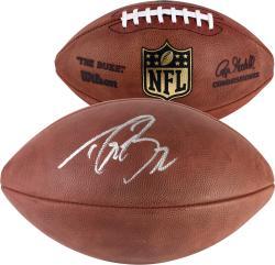 New Orleans Saints Drew Brees Autographed Duke Football