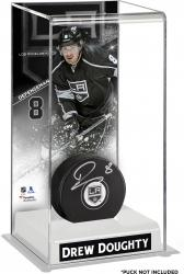 Drew Doughty Los Angeles Kings Deluxe Tall Hockey Puck Case