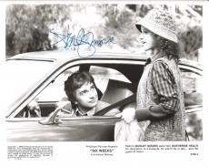 "DUDLEY MOORE as PATRICK DALTON in ""SIX WEEKS"" Passed Away 2002 - Signed 10x8 B/W Photo"
