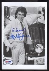 Dudley Moore Autographed Photo PSA/DNA