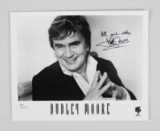 Dudley Moore Signed 8×10 Photo – COA JSA