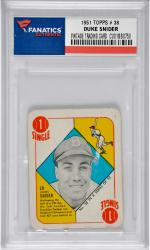 Duke Snider Brooklyn Dodgers 1951 Topps #38 Card