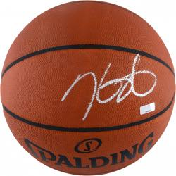 Kevin Durant Oklahoma City Thunder Autographed Authentic Basketball - Mounted Memories