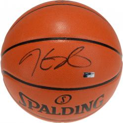 Kevin Durant Oklahoma City Thunder Autographed Replica Basketball - Mounted Memories
