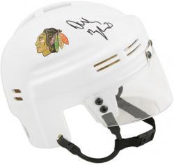 Chicago Blackhawks Dustin Byfuglien 2010 Stanley Cup Champions Autographed Mini Helmet