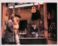 Dustin Hoffman Jon Voight Midnight Cowboy Signed 11x14 Photo AFTAL