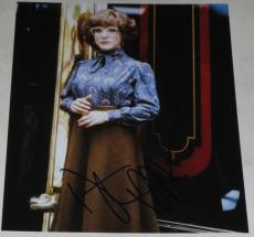 Dustin Hoffman Signed 8x10 Photo Rain Man Autograph Coa A