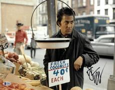 Dustin Hoffman signed Midnight Cowboy 11x14 Photo (horizontal)- Beckett Holo #C65674