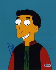 Dustin Hoffman Simpsons Autographed Signed 8x10 Photo Certified Beckett BAS COA
