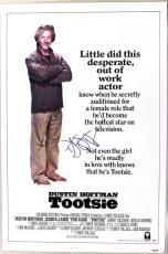 Dustin HOFfman Tootsie Signed 27X41 Poster Autograph PSA/DNA #I81865