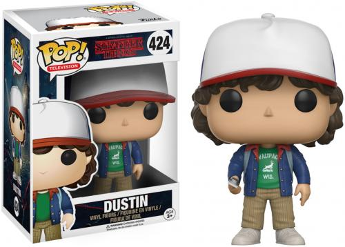 Dustin Stranger Things with Compass #424 Funko Pop!