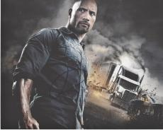 Dwayne Johnson Signed - Autographed The Fast and the Furious 8x10 inch Photo - Guaranteed to pass PSA or JSA - The Rock