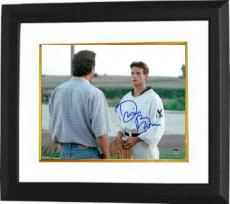 Dwier Brown signed Field of Dreams 8x10 Photo Custom Framed (with Kevin Costner/John Kinsella)
