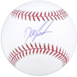 Rawlings Dwight Gooden New York Mets Autographed Baseball