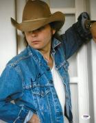 Dwight Yoakam Signed Authentic Autographed 11x14 Photo PSA/DNA #AC45506