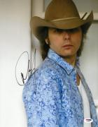 Dwight Yoakam Signed Authentic Autographed 11x14 Photo PSA/DNA #AC45507