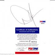 DWIGHT YOAKAM signed autographed card COUNTRY MUSIC COWBOY PSA DNA COA ACTOR CMA