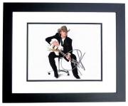 Dwight Yoakam Signed - Autographed Country Music Singer - Actor 8x10 inch Photo BLACK CUSTOM FRAME - Guaranteed to pass PSA or JSA