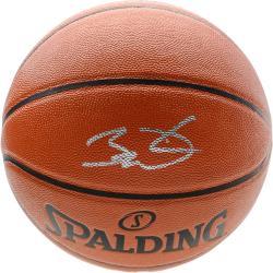 Miami Heat Dwyane Wade Autographed Basketball
