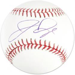 Jermaine Dye Autographed Baseball