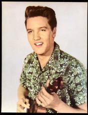 Early 1960's Elvis Presley Premium Photo EXMT