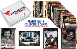 Dale Earnhardt Sr Collectible Lot of 15 NASCAR Trading Cards