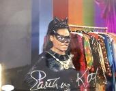 Eartha Kitt Catwoman Signed 8x10 Photo Jsa