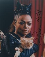 Eartha Kitt Signed Autographed The Catwoman Color Batman Photo