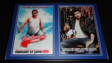 Eastbound & Down 2011 Framed 12x18 Advertising Display Danny McBride