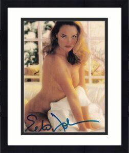 Echo Johnson Signed 1997-98 Infinity Studios Mystique Magazine Card Playboy Auto