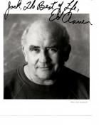 Ed Asner Autographed 8x10 photo - 4