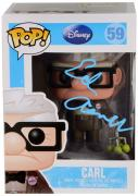 Ed Asner Autographed Up - Carl POP Funko - Beckett COA