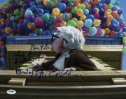 Ed Asner Up Signed 11X14 Photo Autographed PSA/DNA #T77889