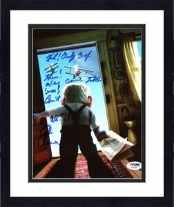 Ed Asner UP Signed 8X10 Photo Autographed PSA/DNA #AC45297