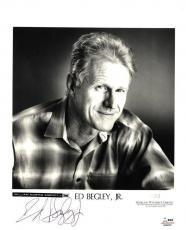 Ed Begley Jr Signed Auto Autograph 8x10 Photo - SGC - St Elsewhere West Wing