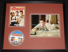 Ed Helms Signed Framed 16x20 The Hangover DVD & Photo Display AW