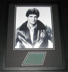 Ed Marinaro Signed Photo - Framed 11x14 Display Hill Street Blues